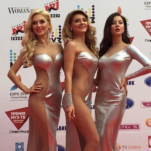 Группа «ВИА Гра» продемонстрировала новые сексуальные наряды в Минске (фото)
