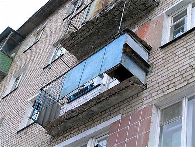 В сергиевом посаде погибла женщина из-за обрушения балкона.
