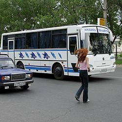 В Златоусте дети попадают под колеса автомобилей