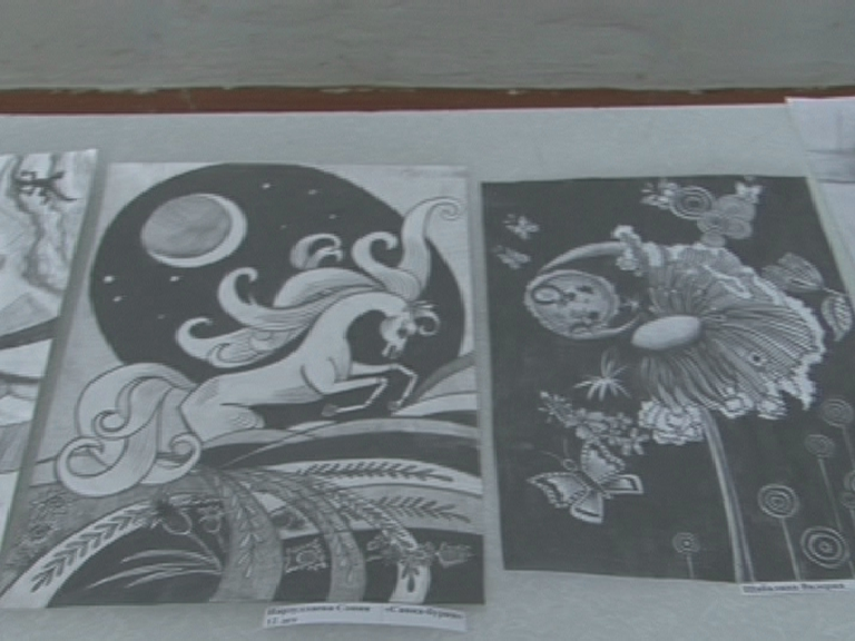 Первый конкурс народной гравюры в Златоусте