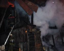 В Златоусте в пожаре погибло четыре человека