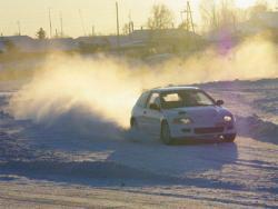 В Златоусте состоятся  ледовые автомобильные гонки