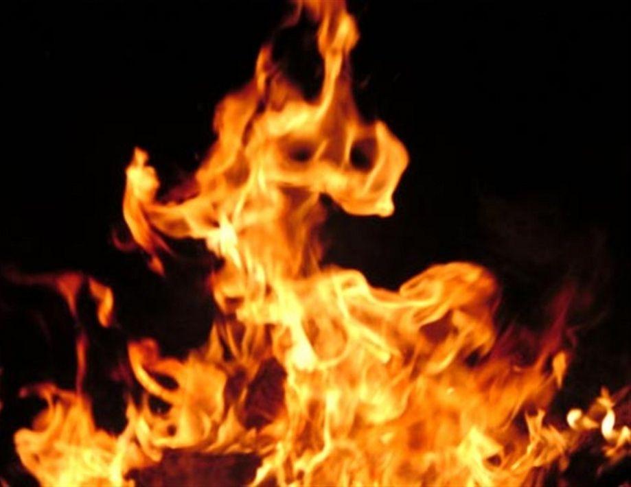 В Златоусте на пожаре обнаружен обгоревший труп  мужчины