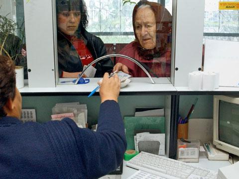 В Златоусте у пенсионерки украли пенсию прямо на почте