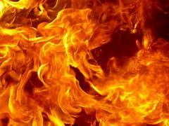В Златоусте жертвой пожара стала 77-летняя бабушка