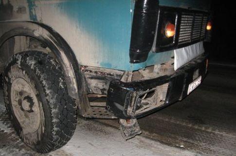 В Златоусте найден водитель, насмерть сбивший пешехода и скрывшийся с места ДТП.