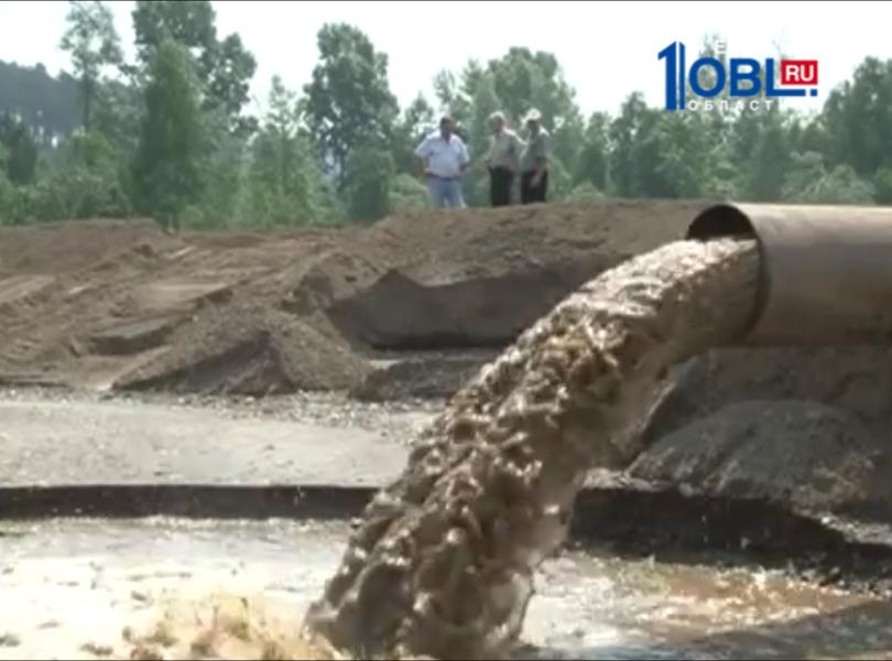 На очистку пруда в Златоусте требуется триста миллионов рублей