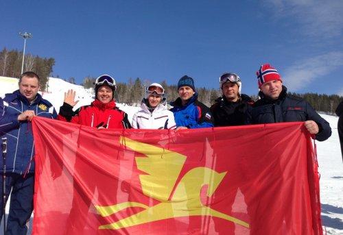 Администрация Златоуста завоевала Кубок губернатора Челябинской области по горным лыжам и сноуборду