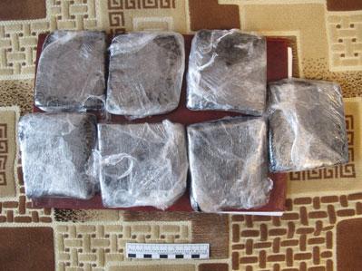 В Челябинске задержан наркодиллер, находившийся в розыске за ДТП
