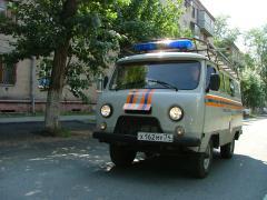 В Златоусте КАМАЗ протаранил автобус, пострадали семь человек