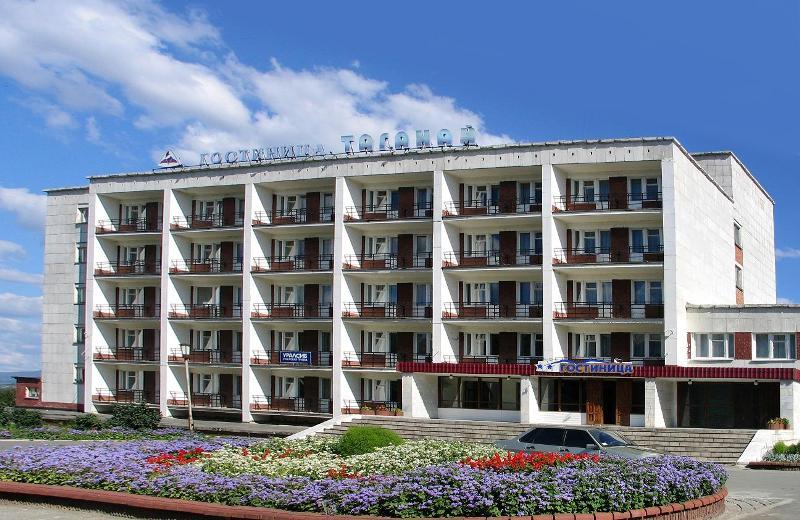 Администрация Златоуста продала гостиницу «Таганай» за 45 миллионов рублей