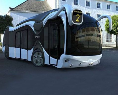 Китайцы смогут кататься на водородных трамваях