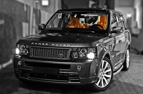 Теперь среди семейства Sport от Range Rover есть и HST